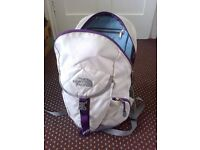 THE NORTH FACE ELECTRA LADIES DAY RUCK SACK. Never used.