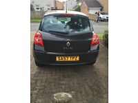Renault Clio , black , for sale