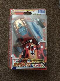 Transformers TAKARA, classics, hot rodimus, hotrod, action figure, toy