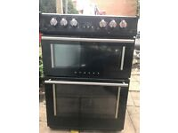 Stoves electric cooker 60cm double electric ovens free delivery