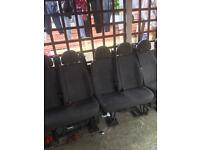 Ford transit seats. Just removed readi for sale £ 250