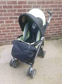Pushchair and car seat plus 2 car seat bases