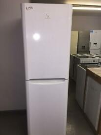 INDESIT WHITE FRIDGE FREEZER - PLANET 🌍 APPLIANCE