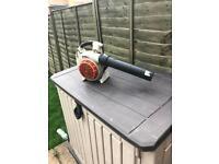 Stihl bg86 leaf blower works great, garden tool