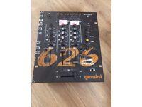 Gemini PS-626 PRO DJ Mixer. Spares or Repair.