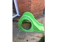 Children's slide perfect for 1.5 years plus