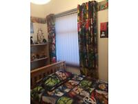 Curtains + Bedding