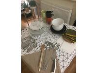 kitchenWare - plates/glasses