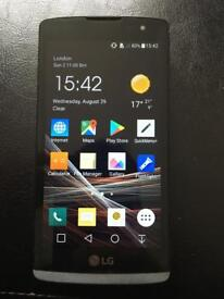 LG Leon Unlocked Android SmartPhone, 8gb int,16gb SD, Android, SD card included