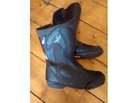 StylMartin Motorbike Boots Size 6