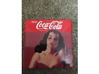 AUTHENTIC COCA COLA COASTERS FROM SPAIN