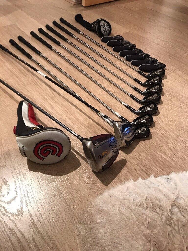 Full Cleveland Golf Set - Amazing Bargain!!!