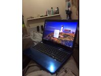 laptop dell 15.6inch wide win 10 4 g ram 700g hard drive great condition selling as got mac call f