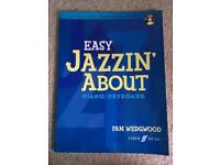 Easy Jazzin' About piano with CD