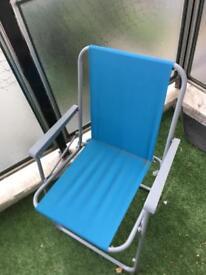 Garden or balcony chair