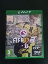 FIFA 17 (Xbox One) (Fantastic Condition)