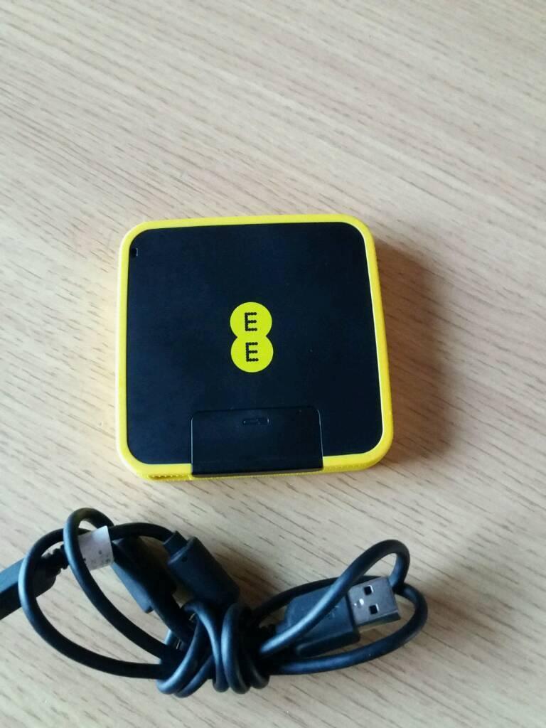 EE 4GEE Mini Mobile Wi-Fi