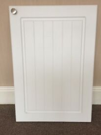 White Country Style Kitchen Unit Doors