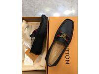 Louis Vuitton Loafers (Black)