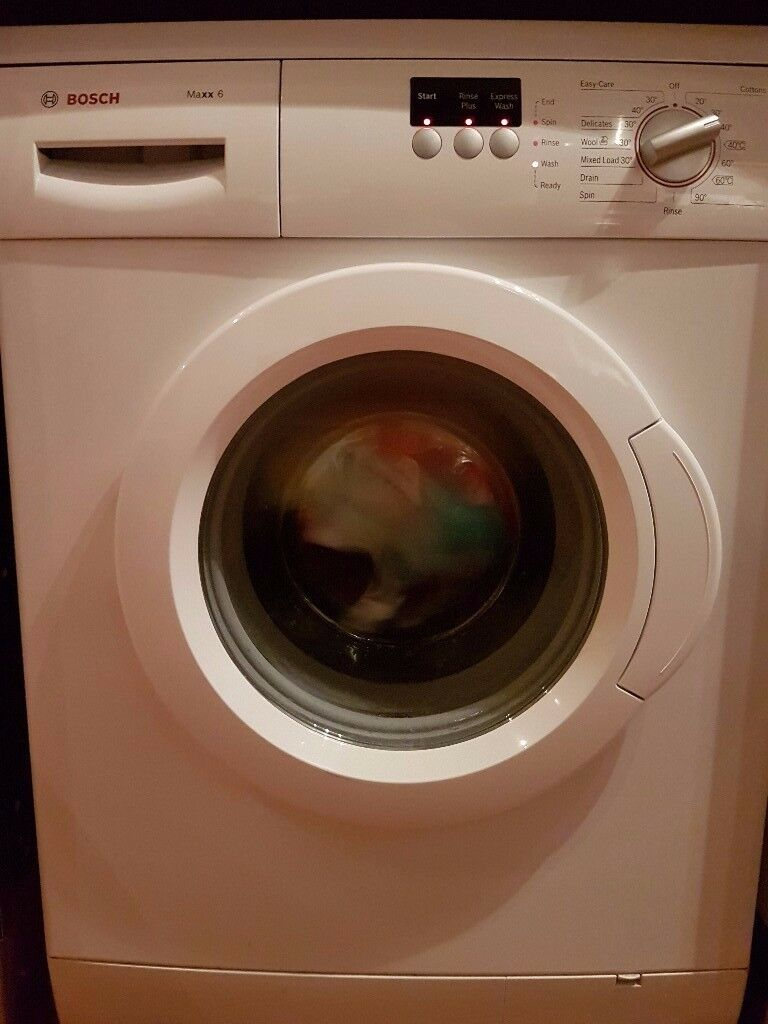 washing machine bosch maxx 6 2nd hand in great condition in kings heath west midlands. Black Bedroom Furniture Sets. Home Design Ideas