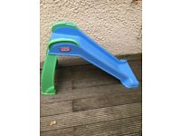Little Tikes First Slide blue-green