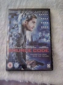 Source Code DVD
