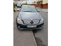 Mercedes Benz C220 CDI AMG