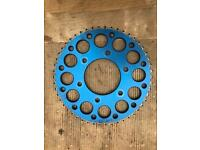 MT 125 Sprockets (JT&Renthal)
