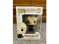 Draco Malfoy Pop Head Figure