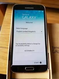 Samsung S5 mobile phone SM-G900F