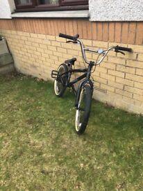 BMX voodoo malice bike