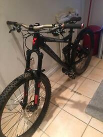 Cube Stereo 160 HPA Race Full Suspension Mountain Bike