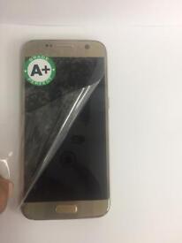 Galaxy s7 32gb unlocked 6 months warranty