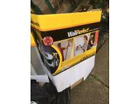 Paint sprayer and attachments £15