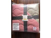 Brand New NEXT throw bedspread quilt blanket 150 x 200 cm