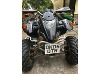 SMC Quadzilla 250cc Road Legal Quad Bike