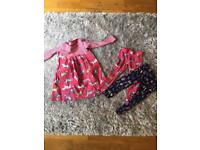 Joules girls clothes age 2yrs
