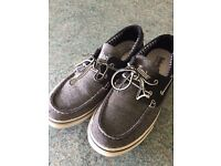 Men's Timberland Deck Shoes size 7