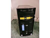 HP Pavillion Media Center m8000 Empty Desktop PC Carcass / Computer Case with CD-Rom Fan Power Cable