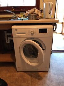 Washing machine, built in oven and conservatory suite and coffee table