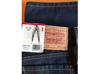 Ladies Levi Red Tab Denims