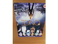 Once Upon A Time Seasons 1 - 2 Blu Ray