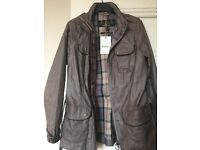 Ladies Barbour jacket size 10 new-unwanted gift)