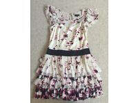 Butterfly dress from next size 10
