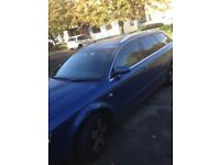 Audi A4 Avant b6 breaking for spares.