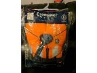 Child size crewsaver life jacket