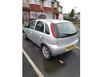 Vauxhall corsa for sale!! Very cheap as i need gone asap! £600 ono!