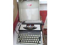 Mercury Royal typewriter