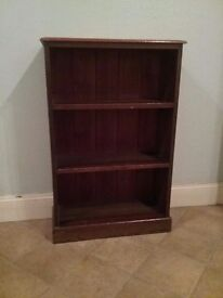 Bookcase, solid wood.