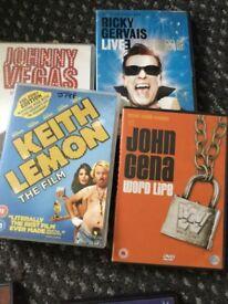 DVD mixed bundle